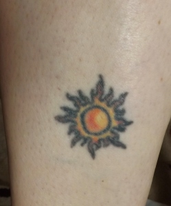 1996 called. It wants its asshole sun tattoo back.